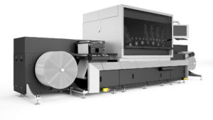 Océ LabelStream 4000 series with shadow